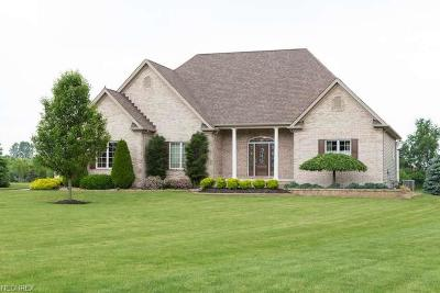 Valley City Single Family Home For Sale: 1714 Coyote Run