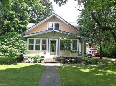 North Olmsted Single Family Home For Sale: 26840 Butternut Ridge Rd