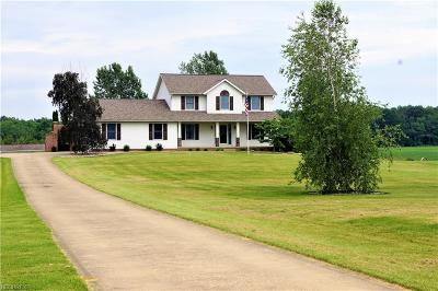 Single Family Home For Sale: 3206 Bandy Rd