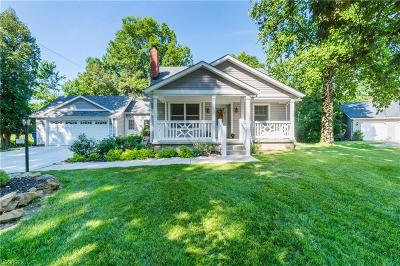 North Olmsted Single Family Home For Sale: 4365 Porter Rd