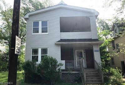 Cleveland Multi Family Home For Sale: 3553 East 117th St