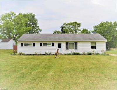 Brunswick Single Family Home For Sale: 3870 Laurel Rd