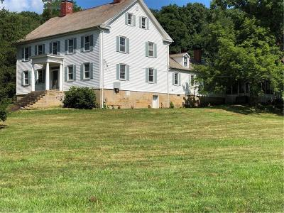 Muskingum County Single Family Home For Sale: 1925 Tobacco Hill Rd