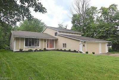 Strongsville Single Family Home For Sale: 14988 Sherwood Dr