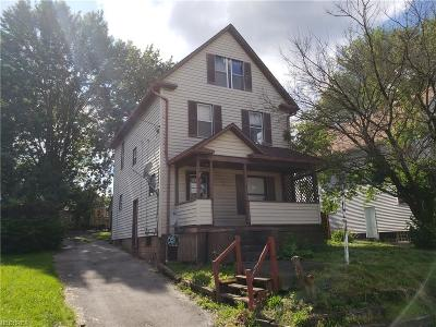 Struthers Single Family Home For Sale: 11 Reed St