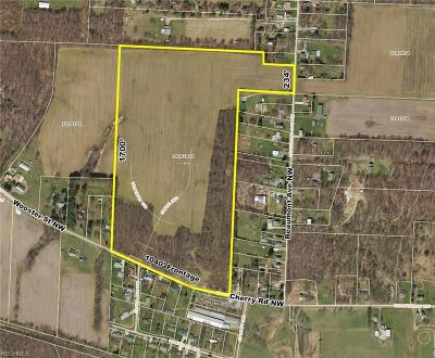 Massillon Residential Lots & Land Active Under Contract: Cherry Road