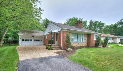 Seven Hills Single Family Home For Sale: 2170 Mapleview Dr