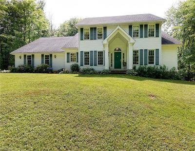 Munson Single Family Home For Sale: 11830 Fowlers Mill Rd