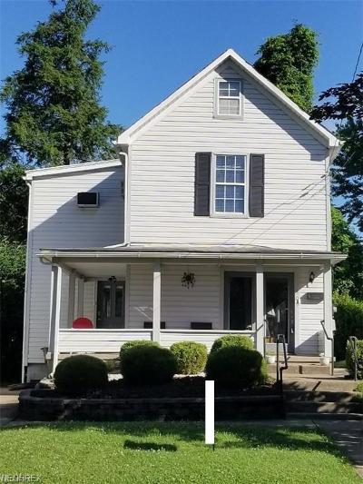 Marietta Single Family Home For Sale: 309 Marion St