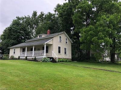 Medina Single Family Home For Sale: 502 West Smith Rd
