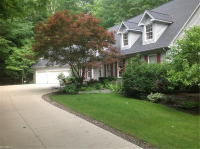 Concord Single Family Home For Sale: 7219 Pinehill Rd