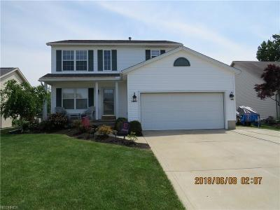 North Ridgeville Single Family Home For Sale: 35275 Oxford Ct