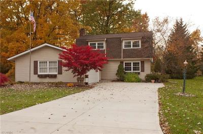 Aurora Single Family Home For Sale: 10274 Clipper Cv