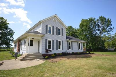 Madison Single Family Home For Sale: 1540 Dock Rd
