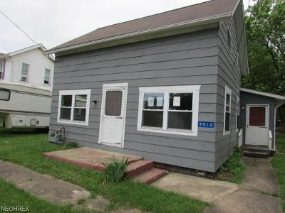 Single Family Home For Sale: 9513 Edison St
