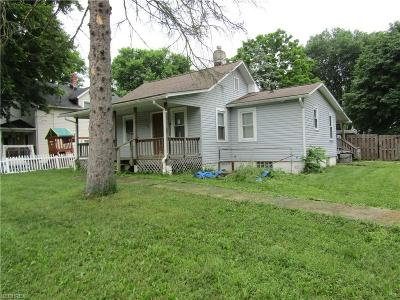 Seville Single Family Home For Sale: 98 Water St