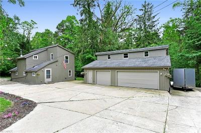Valley City Single Family Home For Sale: 6060 Boston Rd