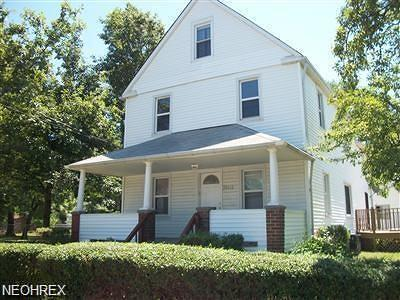 Euclid Multi Family Home For Sale: 20572 Lindbergh Ave