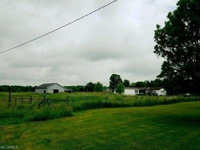 Ashtabula County Single Family Home For Sale: 1301 Us Highway 6