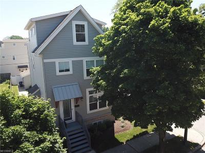 Cleveland Single Family Home For Sale: 1279 West 76th St #1279