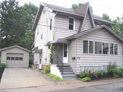 Wadsworth Single Family Home For Sale: 128 Stevenson Dr