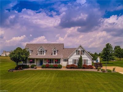 Warren Single Family Home For Sale: 515 Johnson Plank Rd Northeast