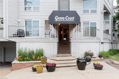 Condo/Townhouse For Sale: 1900 Grove Ct #404