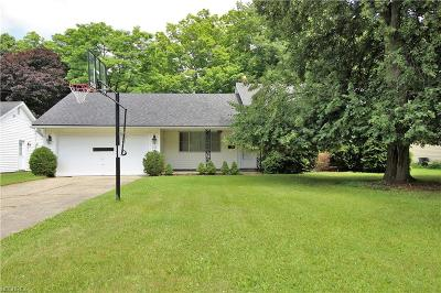 Richmond Heights Single Family Home For Sale: 711 Edgewood Rd