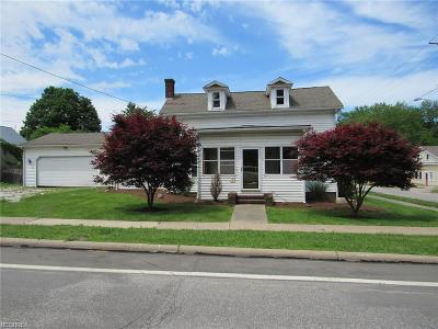 Madison Single Family Home For Sale: 184 West Main St