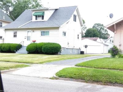 Struthers Single Family Home For Sale: 537 5th St