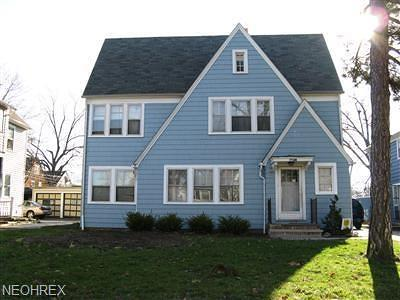 Shaker Heights Multi Family Home For Sale: 17108 Kenyon Rd