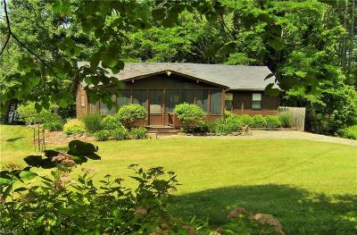 Guernsey County Single Family Home For Sale: 94 Sunset Dr