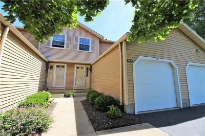 Twinsburg Condo/Townhouse For Sale: 9576 East Idlewood Dr