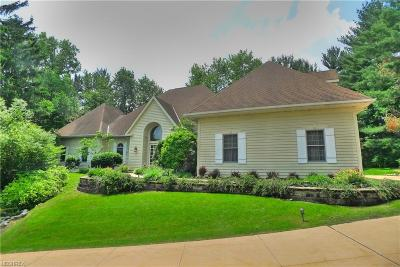 Cuyahoga County Single Family Home For Sale: 3474 Som Center Rd