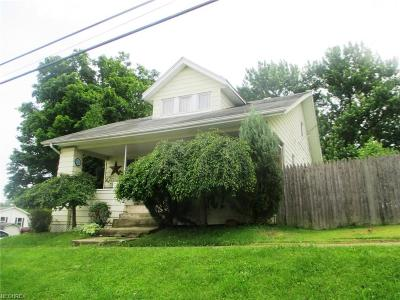 Muskingum County Single Family Home For Sale: 7750 Old Town Rd