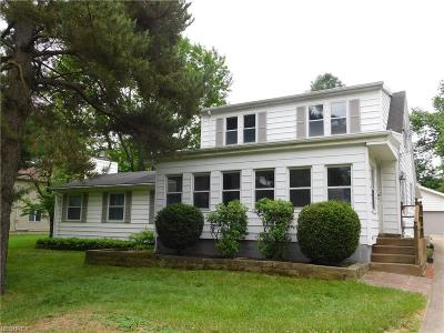 North Royalton Single Family Home For Sale: 11731 Albion Rd