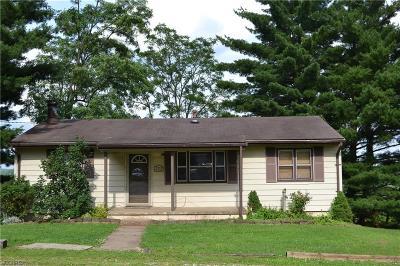 Marietta Single Family Home For Sale: 202 Aurora St
