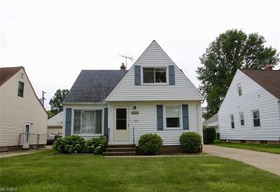 Willowick Single Family Home For Sale: 32006 Dickerson Rd