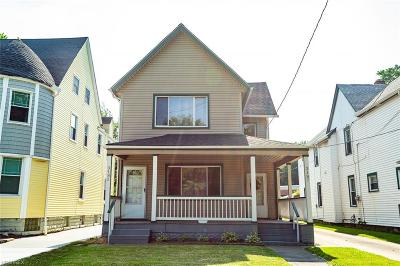 Cleveland Multi Family Home For Sale: 3185-3187 West 14th St