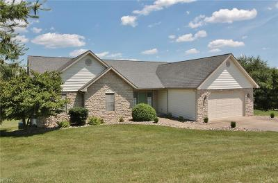 Muskingum County Single Family Home For Sale: 4400 Dockray Dr