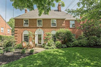 Shaker Heights Single Family Home For Sale: 22275 Calverton Rd