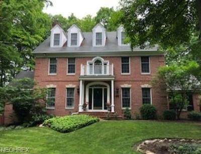 Medina Single Family Home For Sale: 6788 Ryan Rd