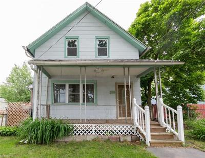 Single Family Home For Sale: 2113 West 41st St