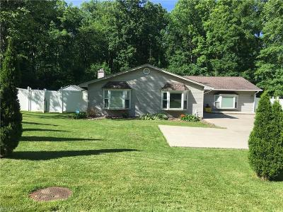 Austintown Single Family Home For Sale: 5362 West Webb Rd