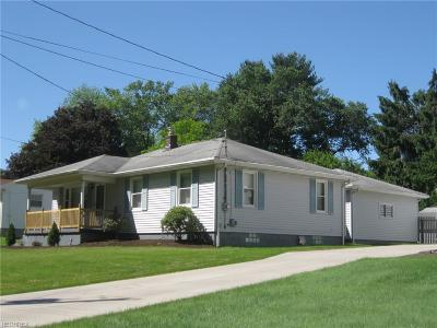 Struthers Single Family Home For Sale: 248 Hopewell Dr