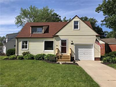 Willowick Single Family Home For Sale: 327 East 285th St