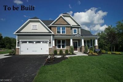 North Ridgeville Single Family Home For Sale: 127 Yale Ct