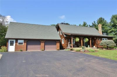 Muskingum County Single Family Home For Sale: 5985 Fernhill Rd