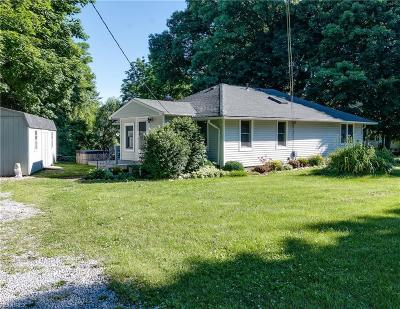 Perry Single Family Home For Sale: 3305 North Ridge Rd