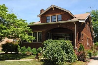 Cleveland Multi Family Home For Sale: 3839 West 162nd St